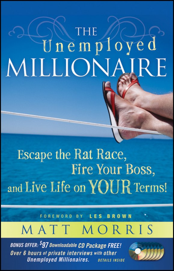 the unemployed millionaire book review  u0026 summary