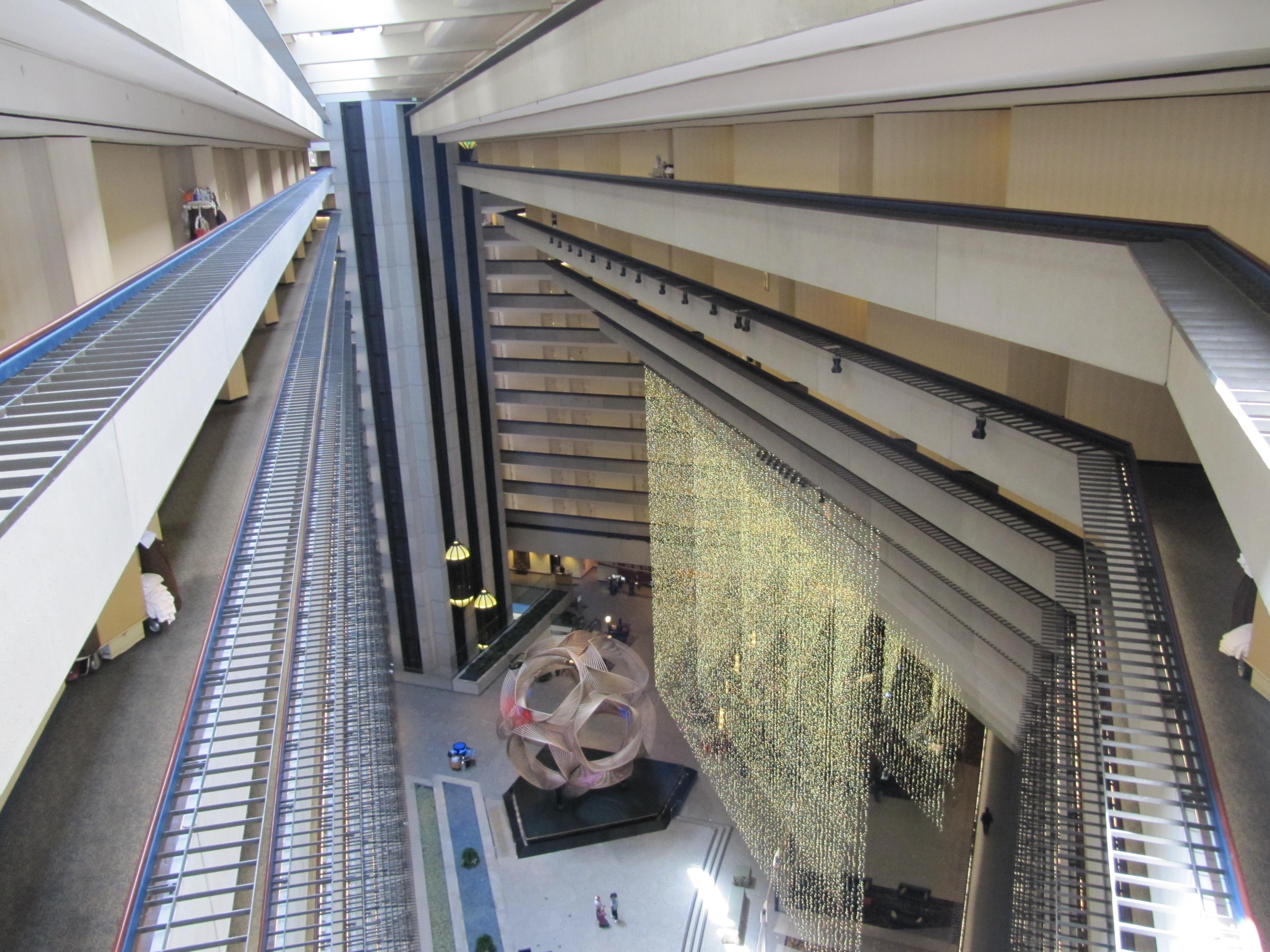 Nice Hotel Lobby