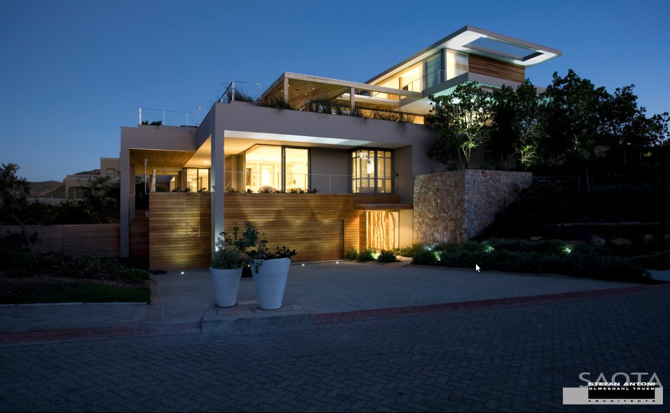 Some beautiful homes designed by saota an architecture firm in cape town south africa their website is also extremely well designed